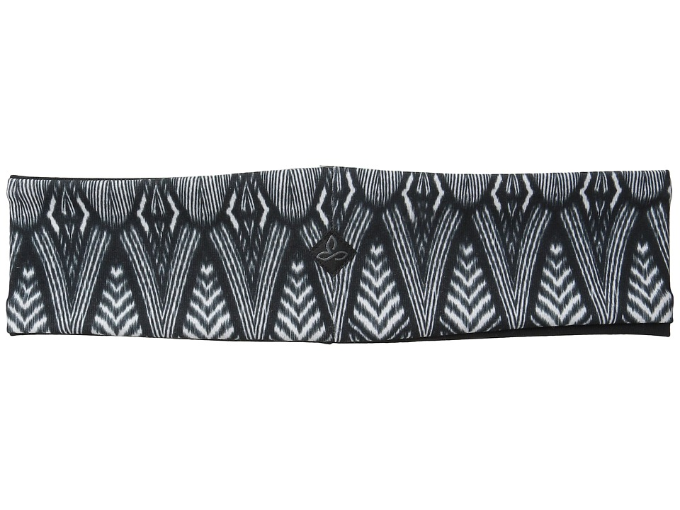 Prana - Reversible Headband (Black Feather) Headband