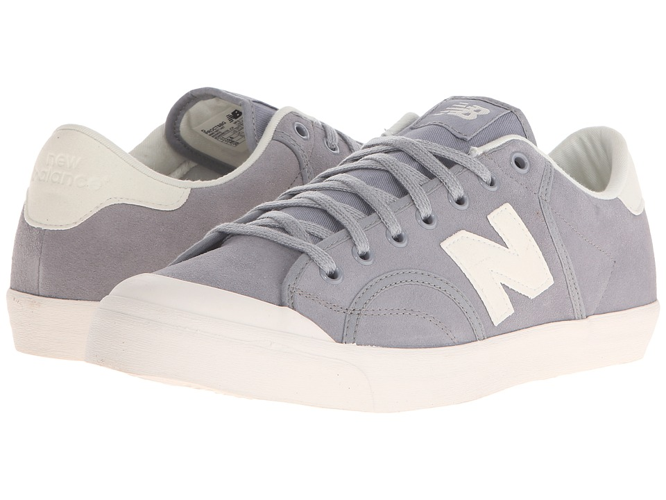 New Balance Classics - Pro Court (Grey) Men's Lace up casual Shoes