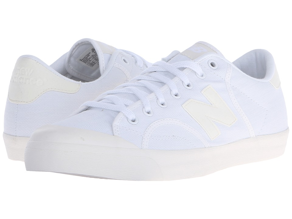 New Balance Classics Pro Court (White) Men