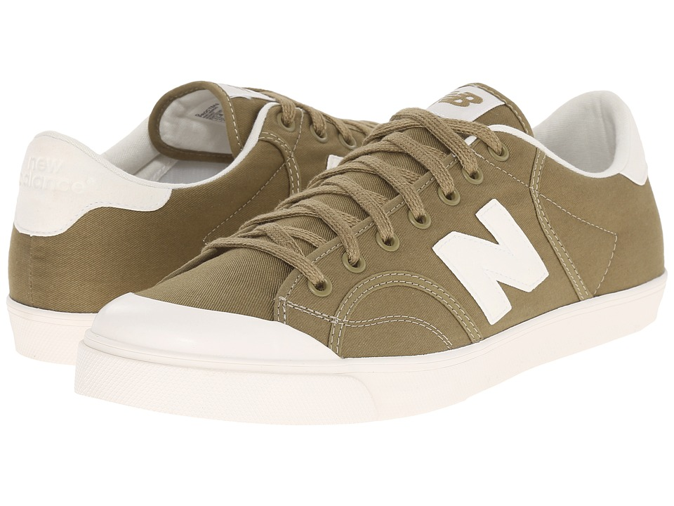 New Balance Classics - Pro Court (Green Olive) Men's Lace up casual Shoes
