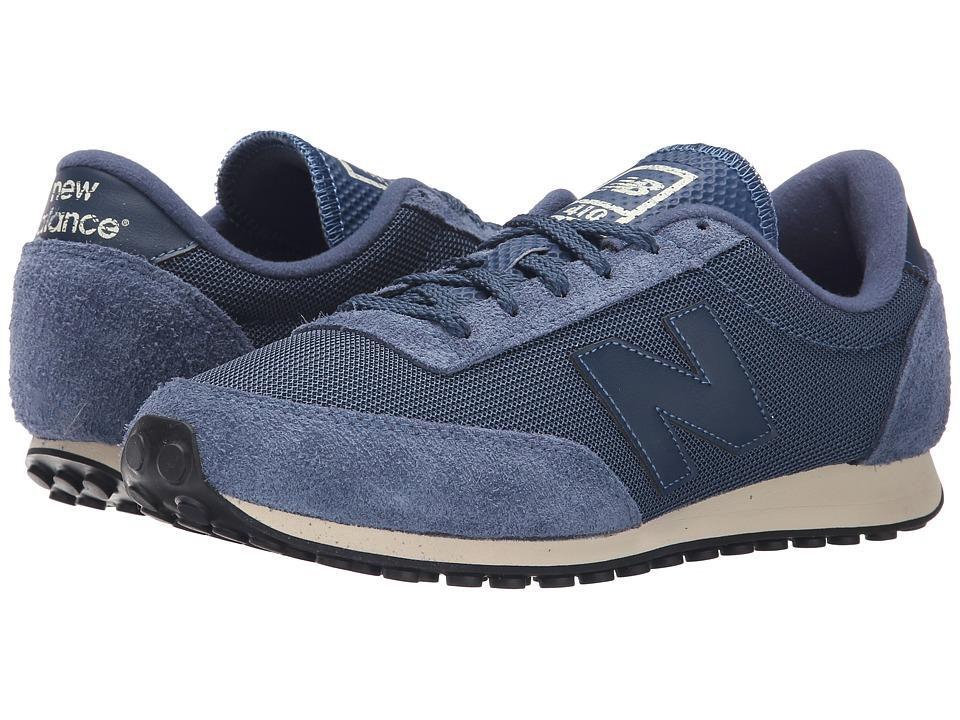 New Balance Classics - U410 (Blue 1) Men's Classic Shoes