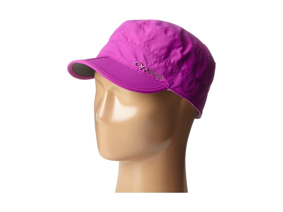 Outdoor Research - Radar Pocket Cap (Ultraviolet) Safari Hats