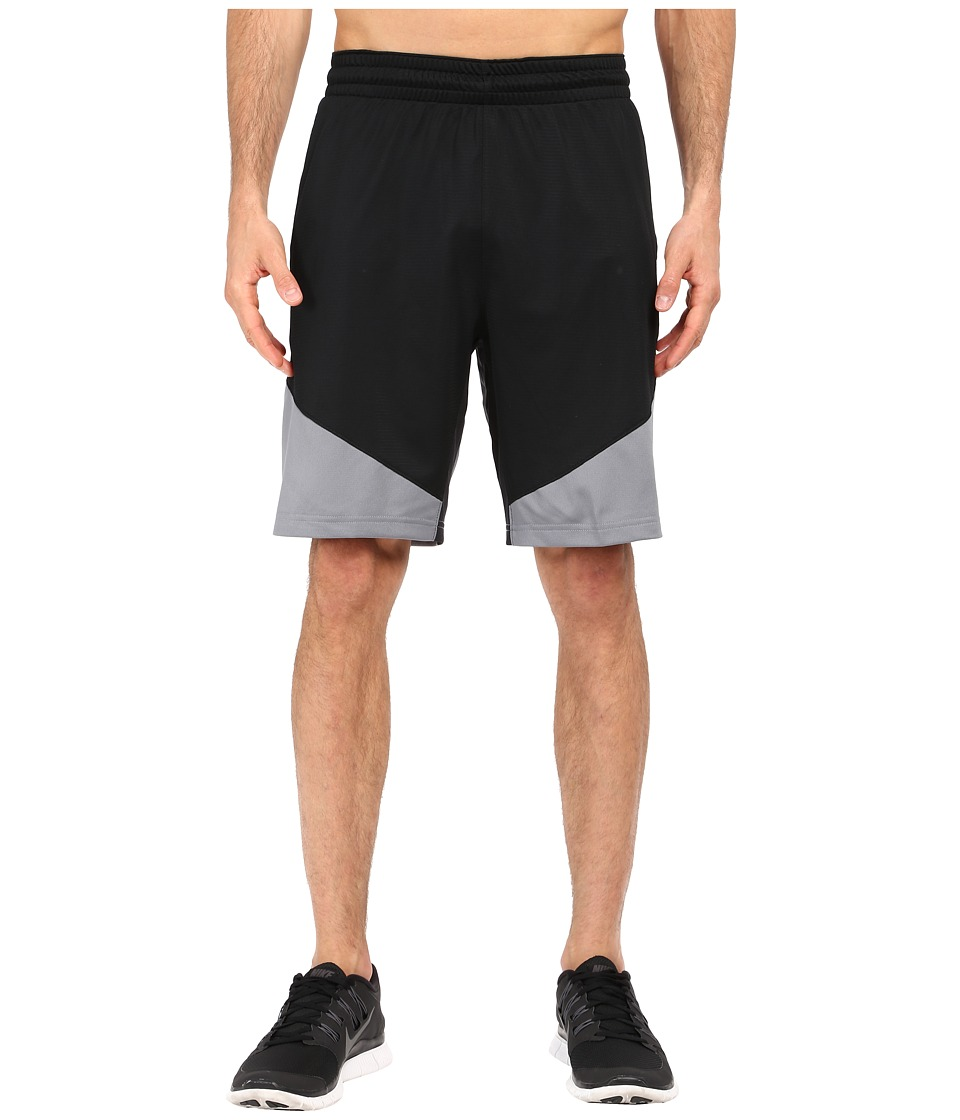 Nike - HBR Shorts (Black/Cool Grey/Cool Grey/Black) Men's Shorts
