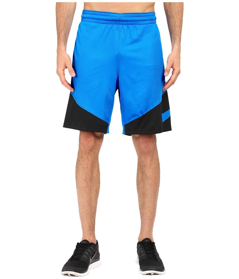 Nike - HBR Shorts (Photo Blue/Black/Black/Omega Blue) Men's Shorts