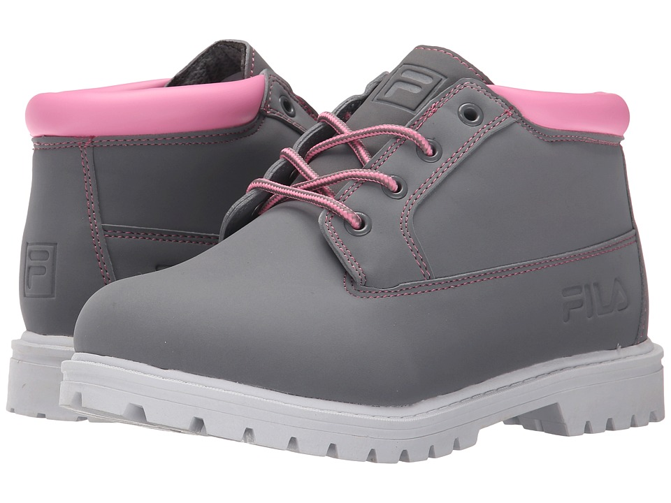 Fila - Luminous (Monument/Cotton Candy/White) Women