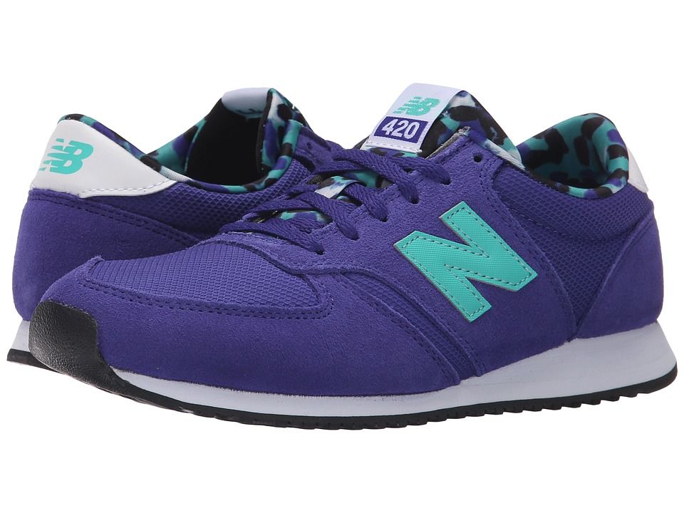 New Balance - WL420 (Navy) Women's Classic Shoes