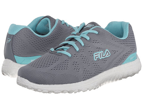 Fila - Namella Energized (Monument/Aruba Blue/White) Women