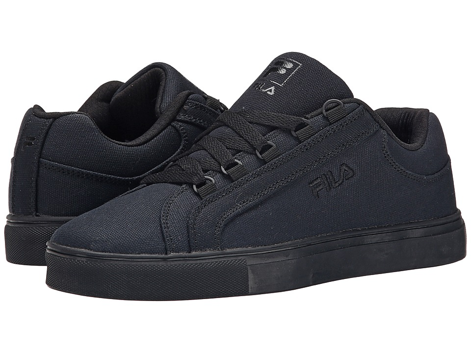 Fila Oxidize Low (Black/Black/Black) Women