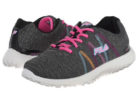 Fila - Namella Energized (Black/Sugarplum/Bluefish) Women