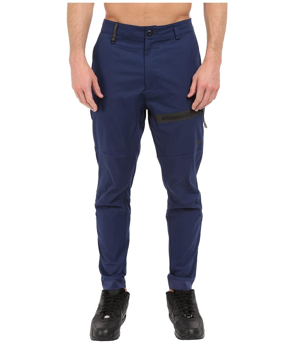 Nike - Bonded Pant (Obsidian) Men's Casual Pants