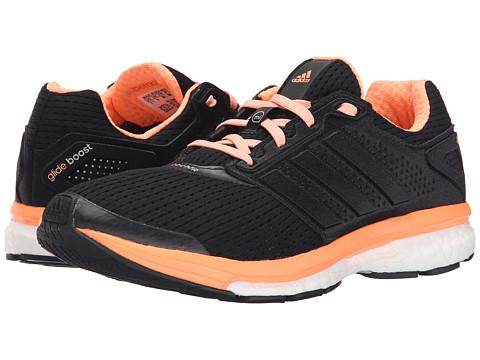 3b2da002979f3 ... Running Shoes Black  UPC 888168770412 product image for adidas - Supernova  Glide 7 (Black Black Flash ...