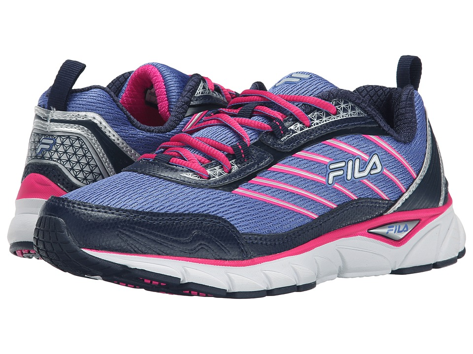 Fila - Forward (Wedgewood/Fila Navy/Pink Glo) Women