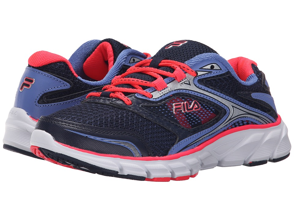 Fila - Stir Up (Fila Navy/Diva Pink/Wedgewood) Women