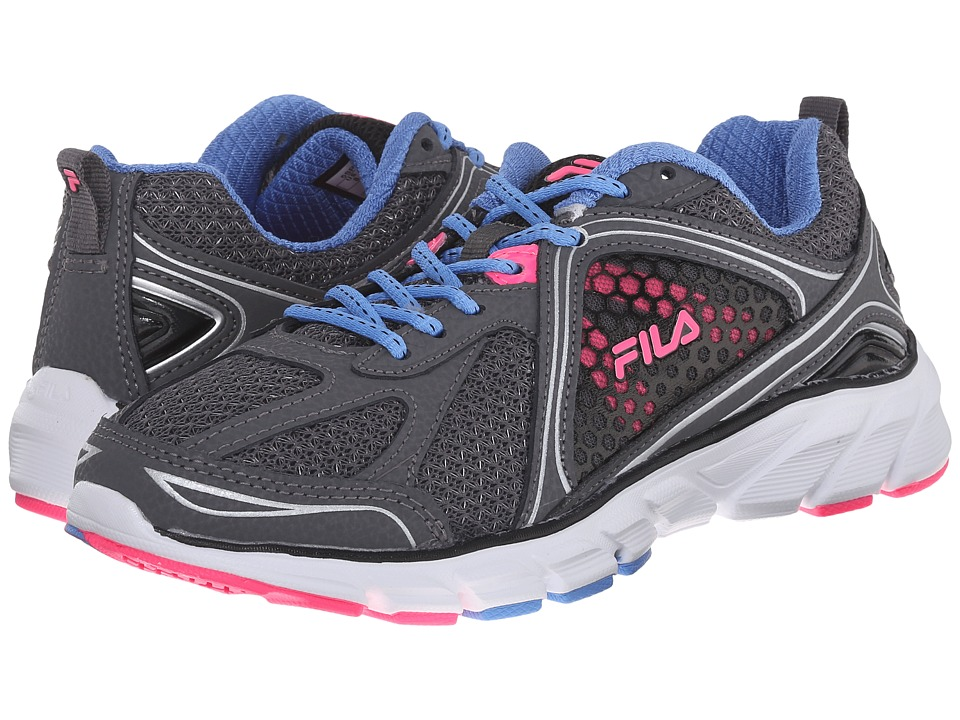 Fila Threshold 3 (Castlerock/Marina/Knockout Pink) Women