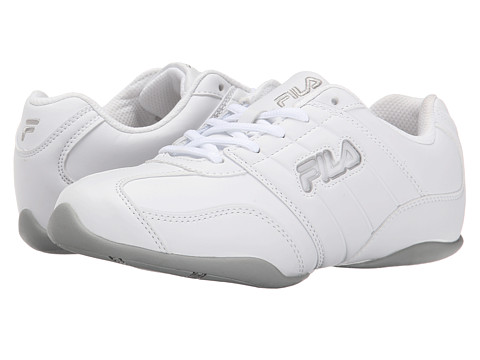 Fila - Jumper (White/High Rise/Metallic Silver) Women's Shoes