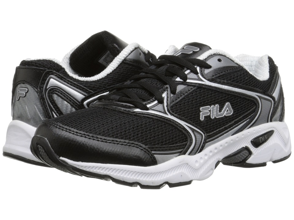 Fila - Xtent 2 (Black/Dark Silver/White) Women