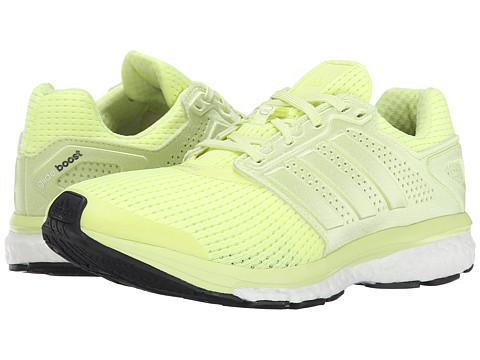... adidas - Supernova Glide 7 (Light Yellow/White) UPC 888164710580  product image for adidas supernova Glide 7 Boost: adidas Women's Running  Shoes Light