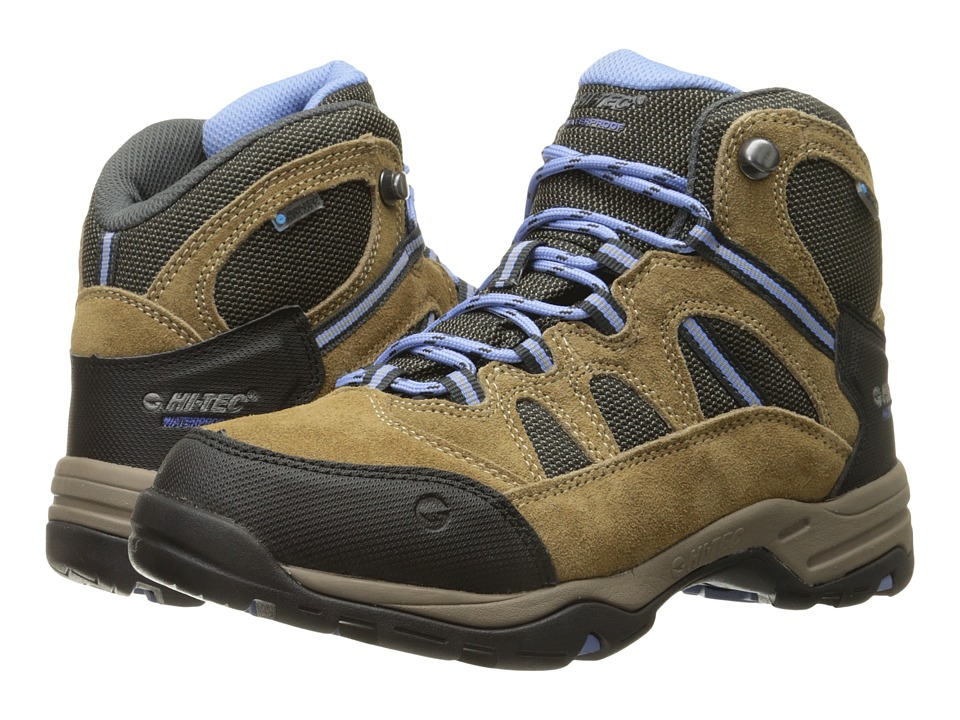 Hi-Tec - Bandera Mid II WP (Honey/Taupe/Cornflower) Women's Boots