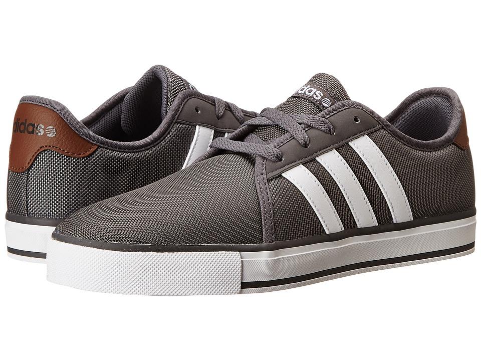 adidas - SK LVS (Granite/White/Bark) Shoes