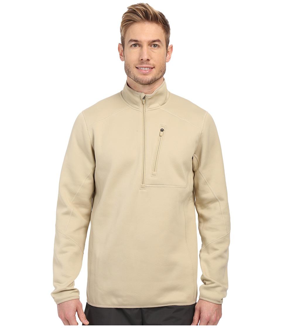 Under Armour - UA Storm TAC 1/4 Zip (Desert Sand) Men's Clothing