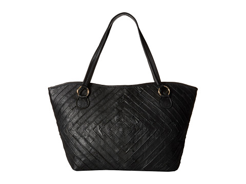 Gabriella Rocha - Leather Satchel (Black) Satchel Handbags
