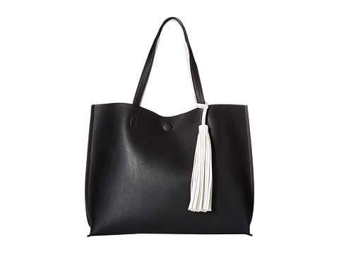 Gabriella Rocha - Reversible Tote (Black) Tote Handbags