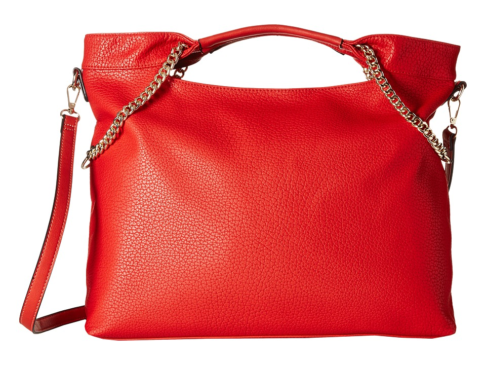 Gabriella Rocha - Chain Tote (Red) Tote Handbags