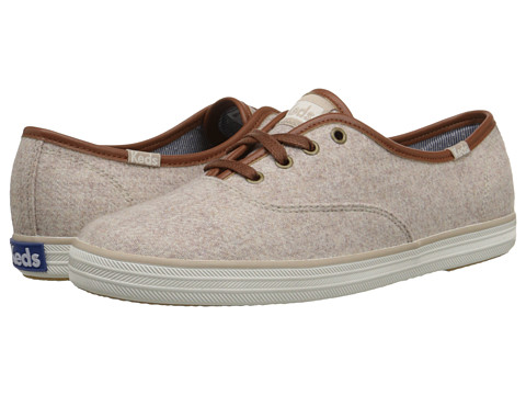 Keds - Champion Wool (Oatmeal) Women's Shoes