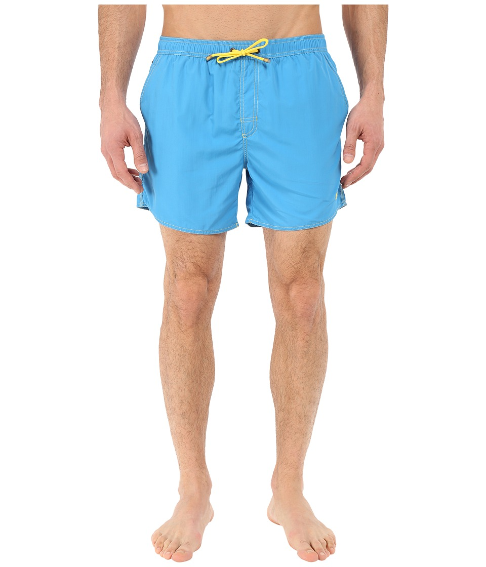 BOSS Hugo Boss - Lobster 10155742 01 Swim Shorts (Turquoise/Aqua) Men's Swimwear