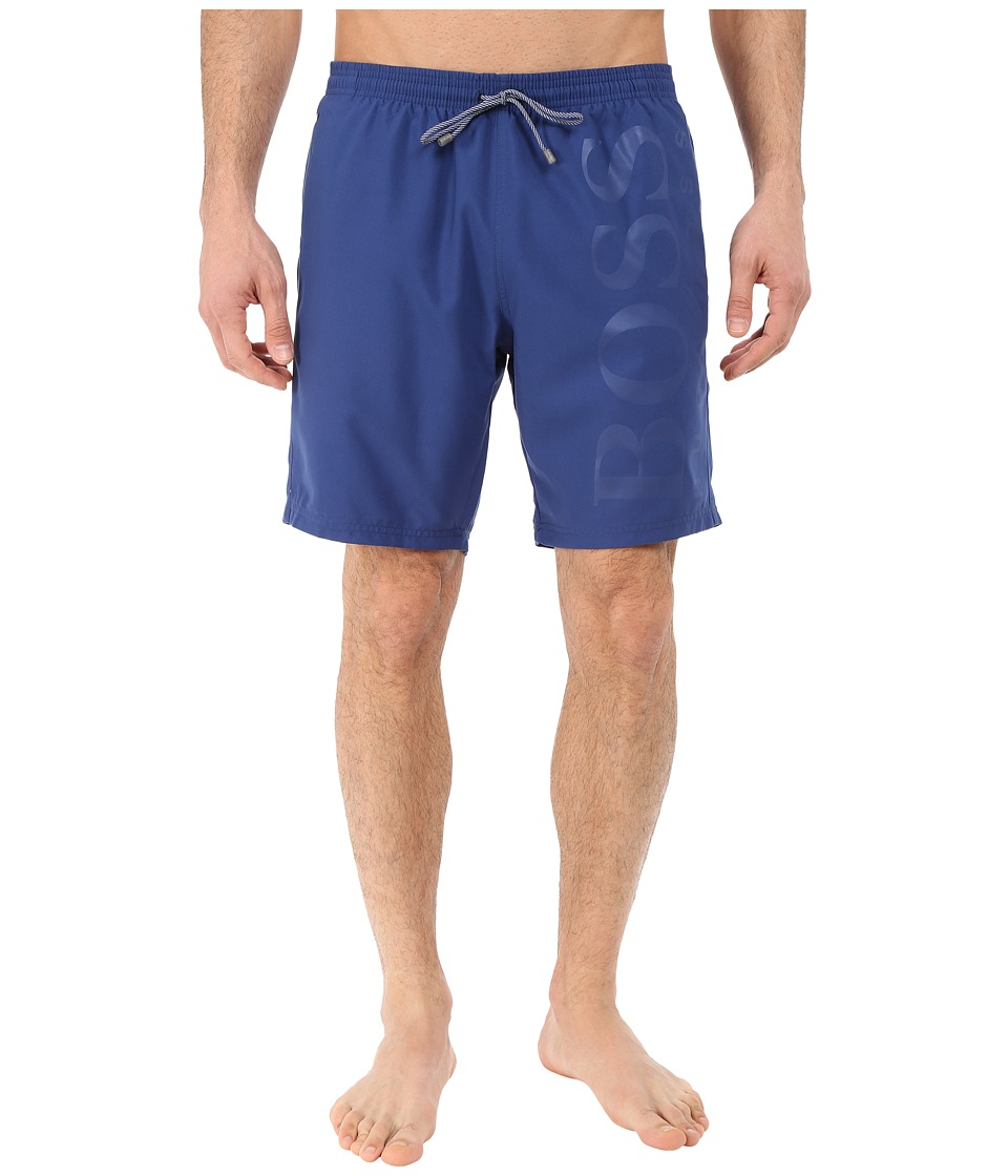 BOSS Hugo Boss - Orca 10135293 01 (Navy 1) Men's Swimwear