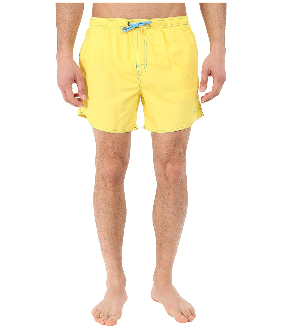 BOSS Hugo Boss - Lobster 10155742 01 Swim Shorts (Canaray Yellow) Men's Swimwear