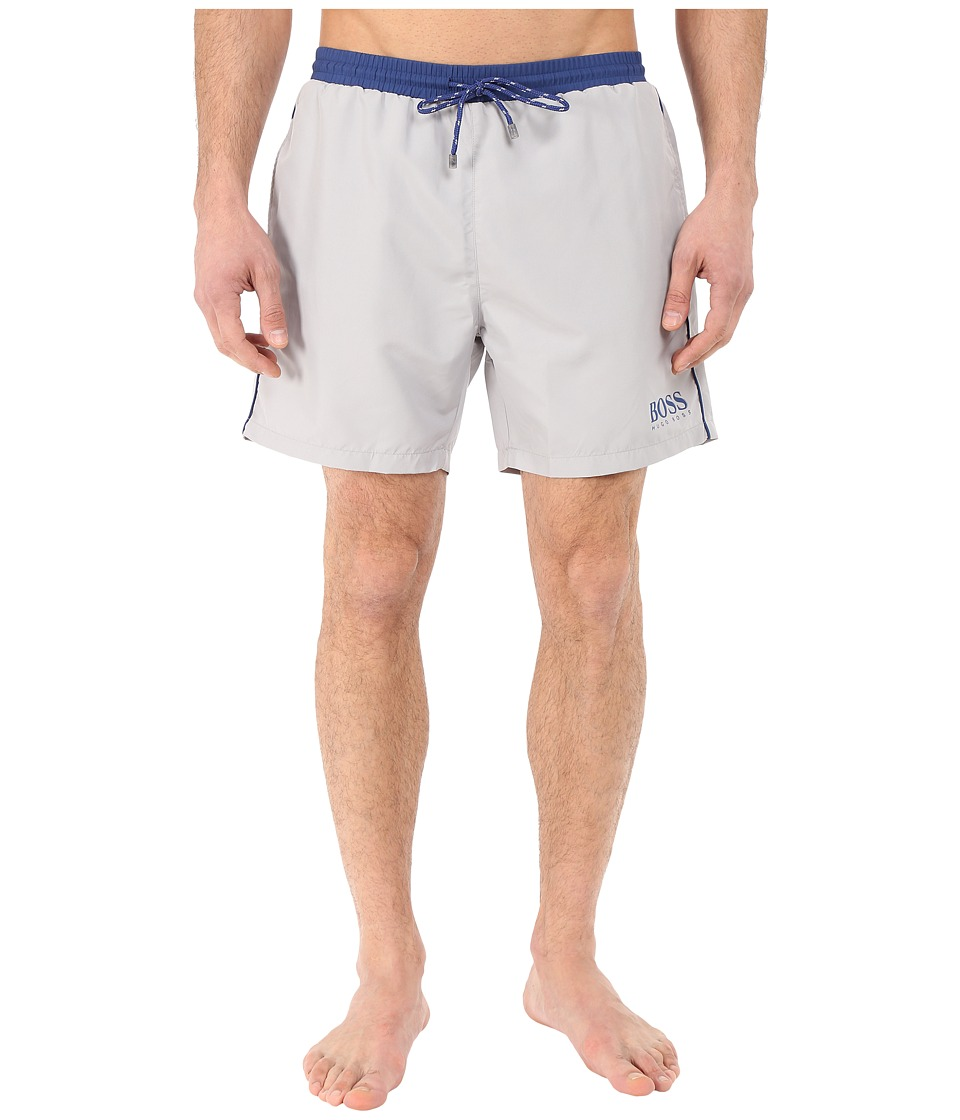 BOSS Hugo Boss - Starfish 10149099 01 (Silver) Men's Swimwear