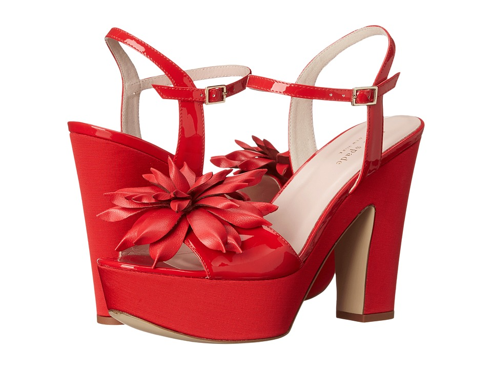 Kate Spade New York - Alerina Too (Maraschino Red Patent) Women's Shoes