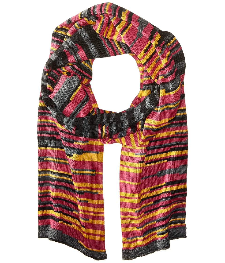 Missoni - SC36WMD5048 (Grey/Pink/Yellow) Scarves