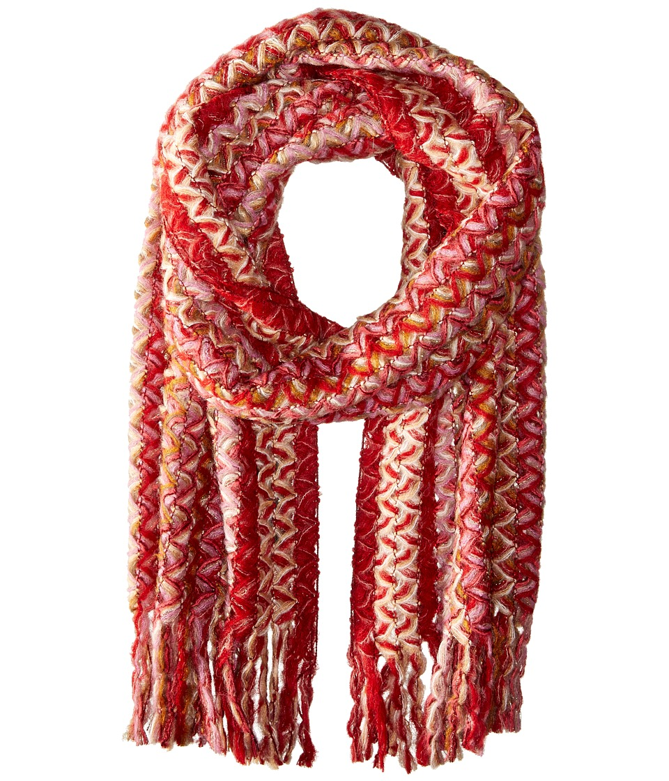 Missoni - SA50PSD5178 (Red/Pink) Scarves
