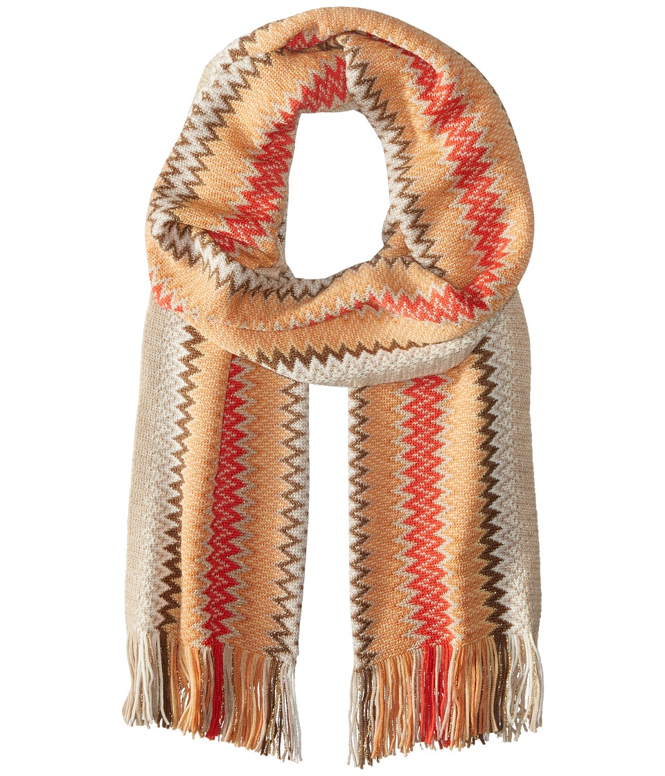 Missoni - SC36WMD5185 (Warm Peach) Scarves