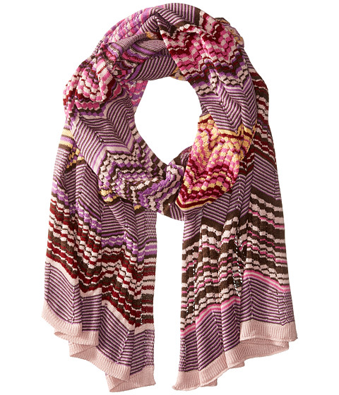Missoni - SC36WMD5051 (Pink/Purple) Scarves