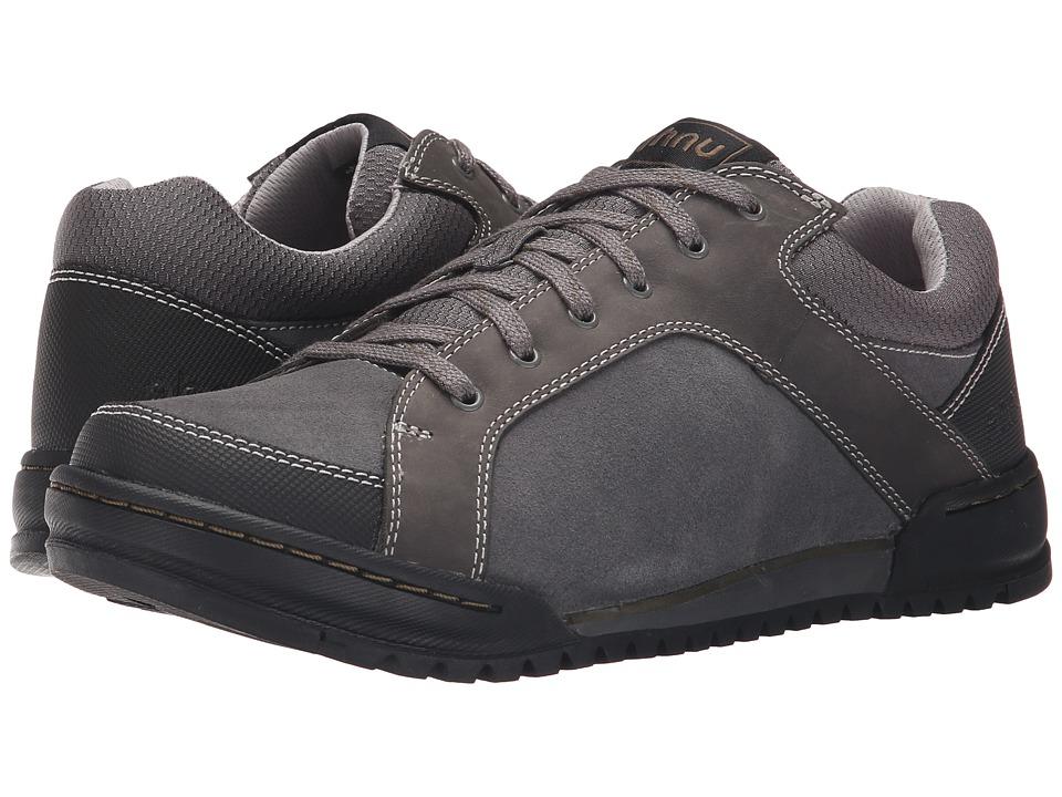 Ahnu - Balboa (Dark Gray) Men's Shoes