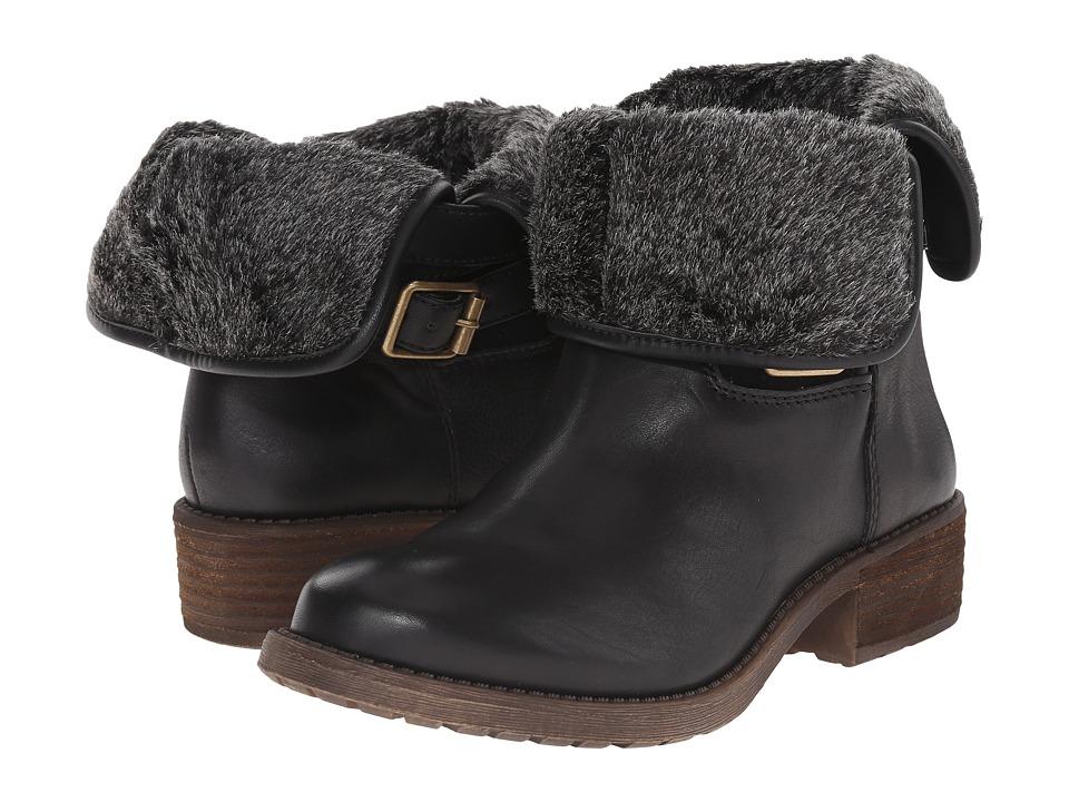 Lucky Brand - Declann (Black) Women's Pull-on Boots
