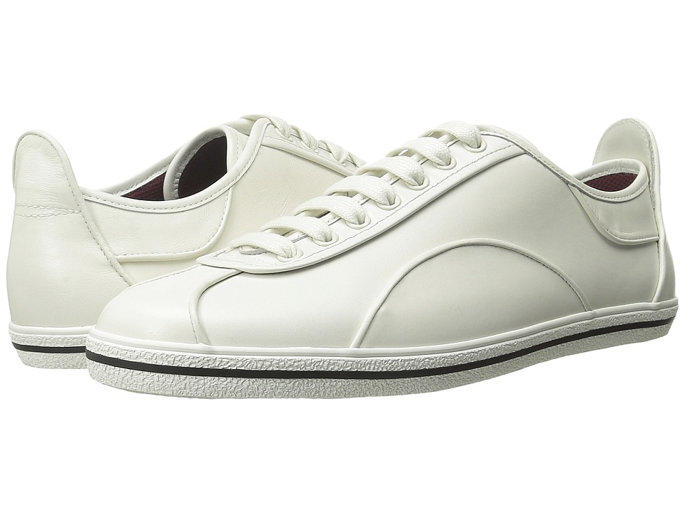 Marc by Marc Jacobs Greenwich Retro Sneaker (Talc) Women