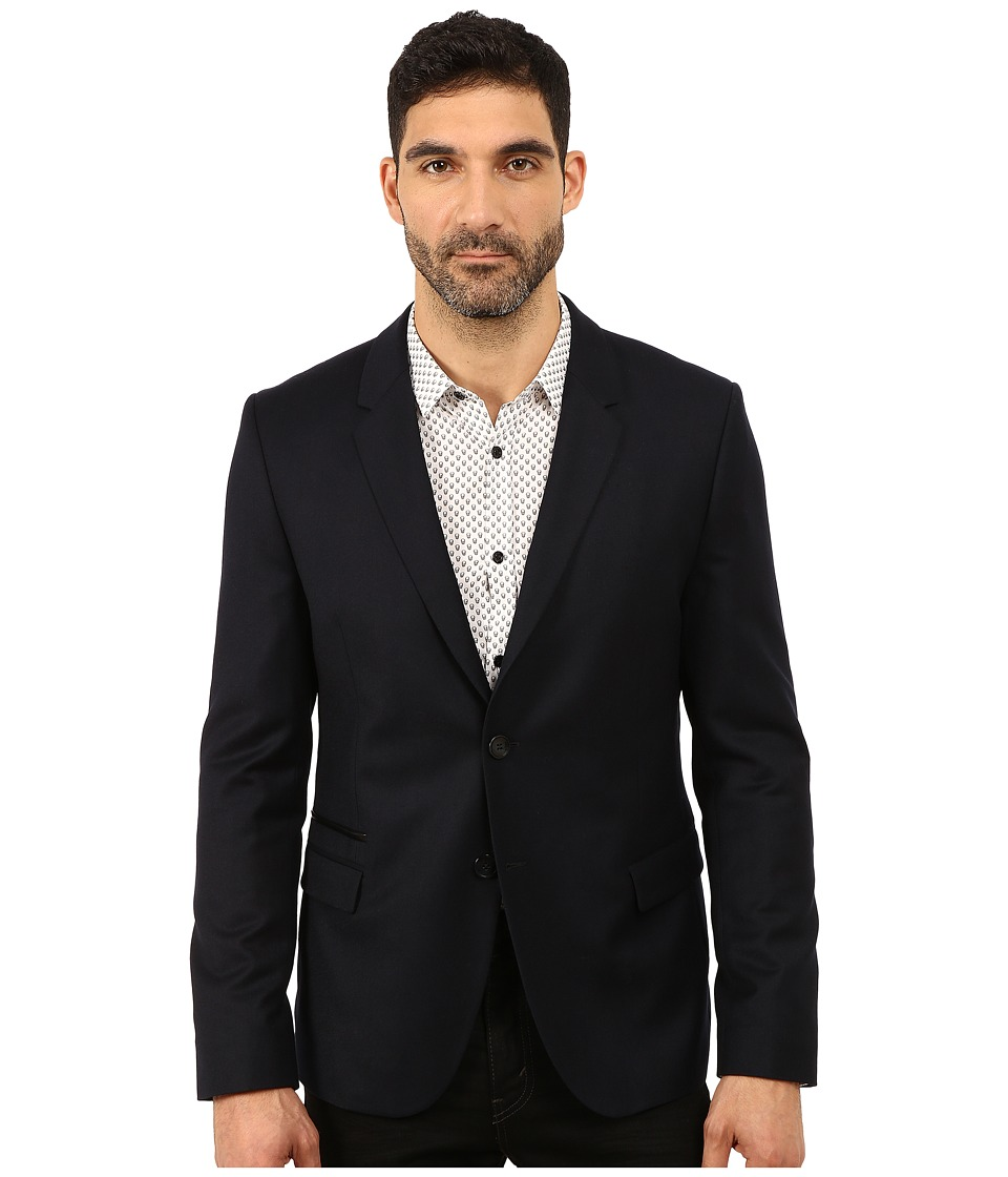 HUGO - Abrino 10184413 01 (Dark Blue) Men's Jacket