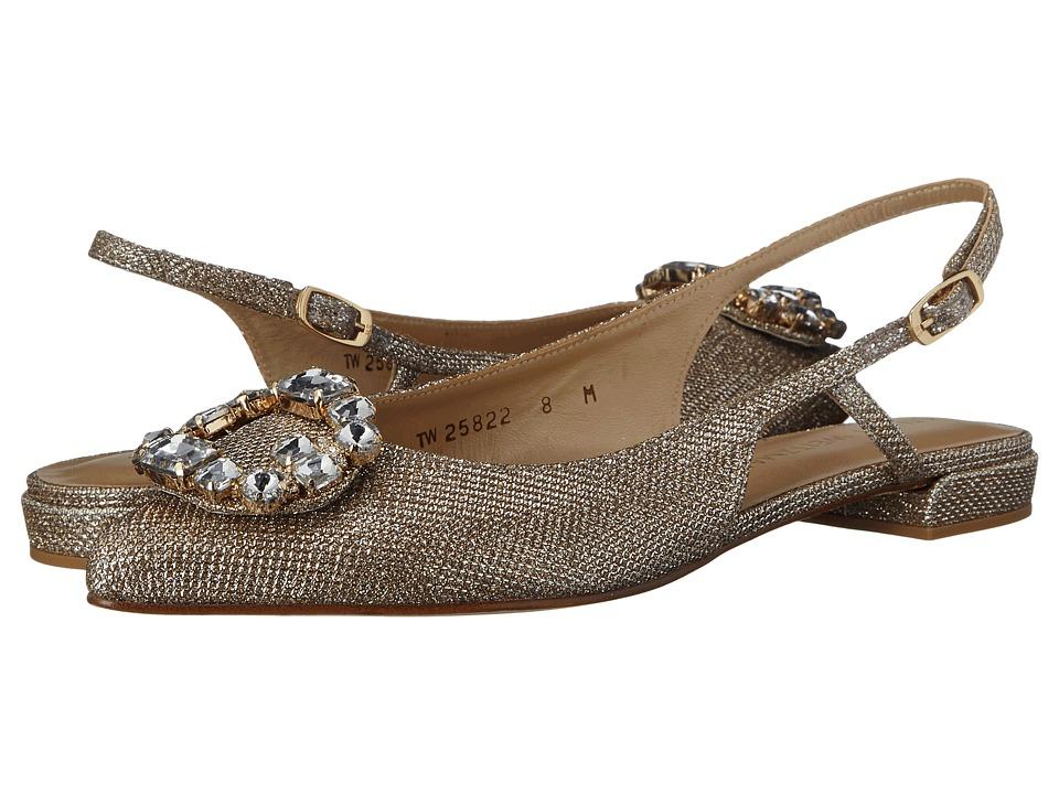 Stuart Weitzman Bridal & Evening Collection - Inherit (Platinum Noir) Women's Bridal Shoes