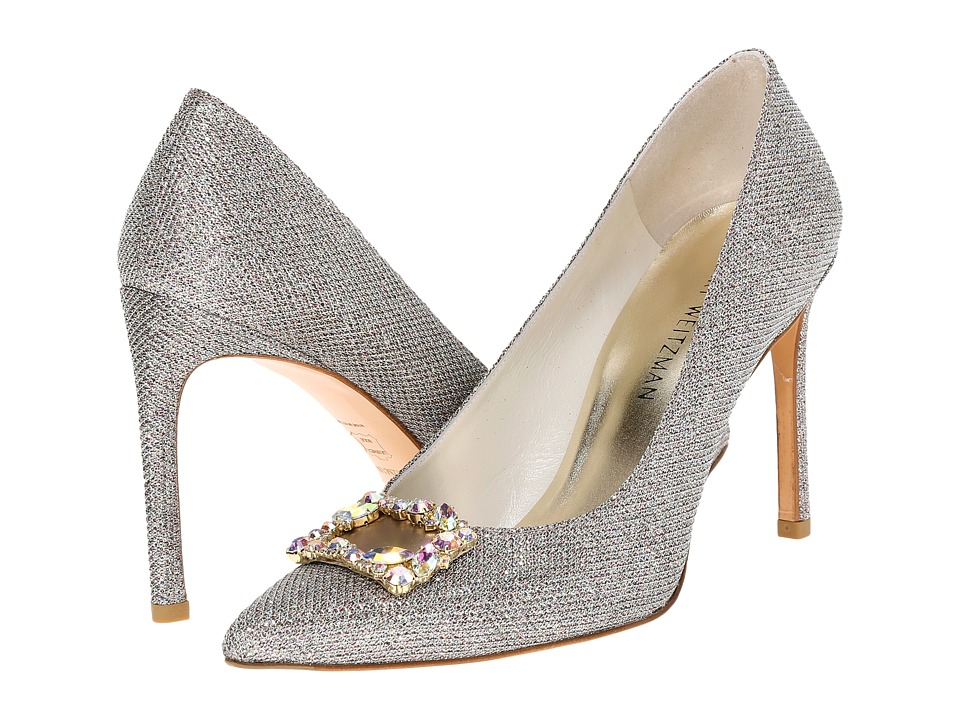 Stuart Weitzman Bridal & Evening Collection - Divineheist (Multi Noir) Women's Bridal Shoes
