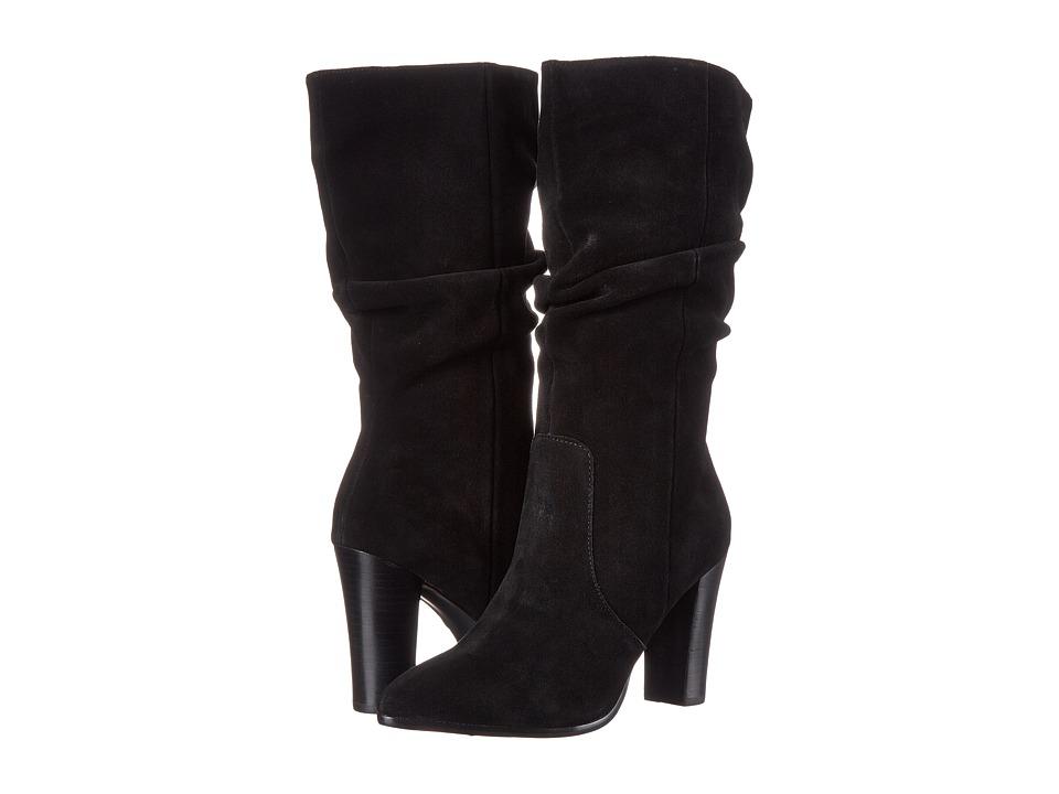 Tahari - Alana (Black Calf Suede) Women's Boots