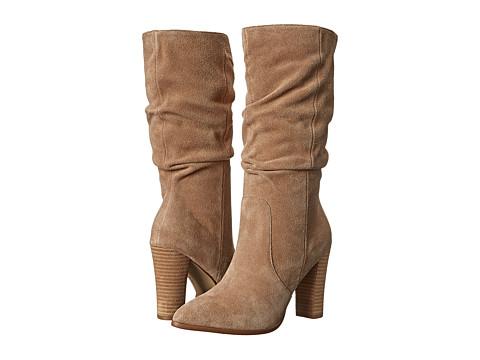 Tahari - Alana (Camel Calf Suede) Women's Boots