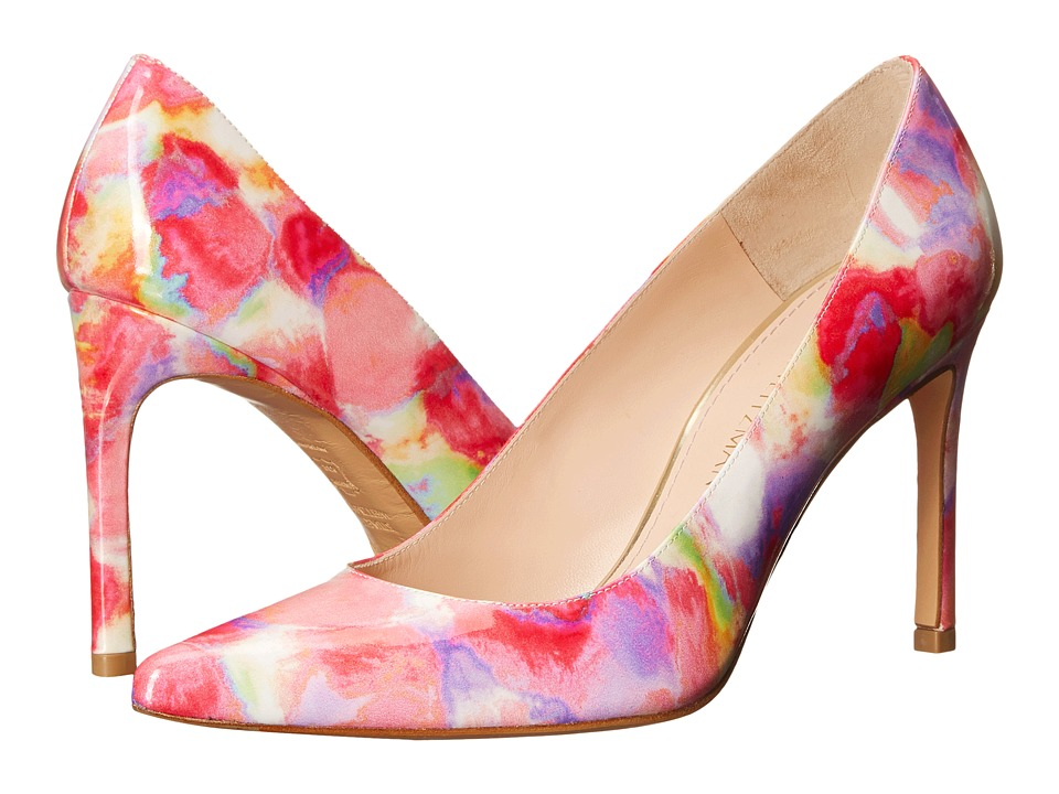 Stuart Weitzman - Heist (Rose Sunflower Patent) High Heels