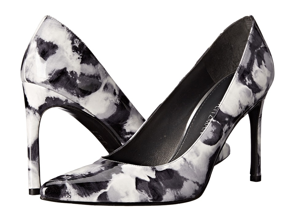Stuart Weitzman - Heist (Smoke Sunflower Patent) High Heels