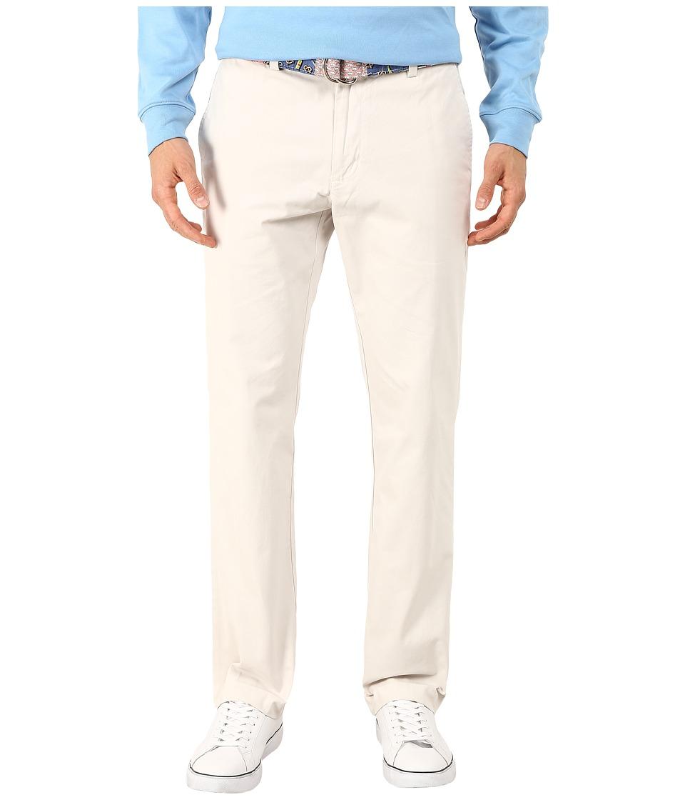 Vineyard Vines - Garment Dyed Breaker Pants (Seagull) Men's Casual Pants