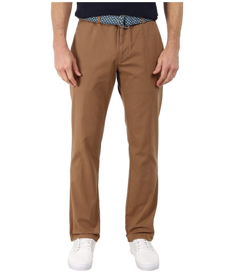 Vineyard Vines - Garment Dyed Breaker Pants (Otter) Men's Casual Pants
