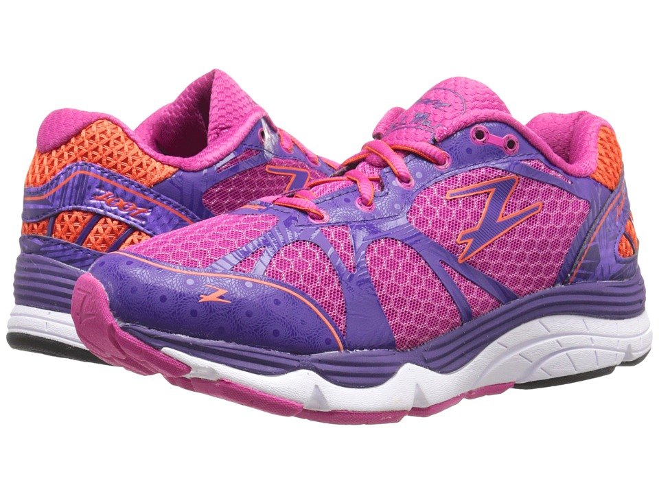 Zoot Sports - Del Mar (Passion Fruit/Deep Purple/Mandarin) Women's Running Shoes